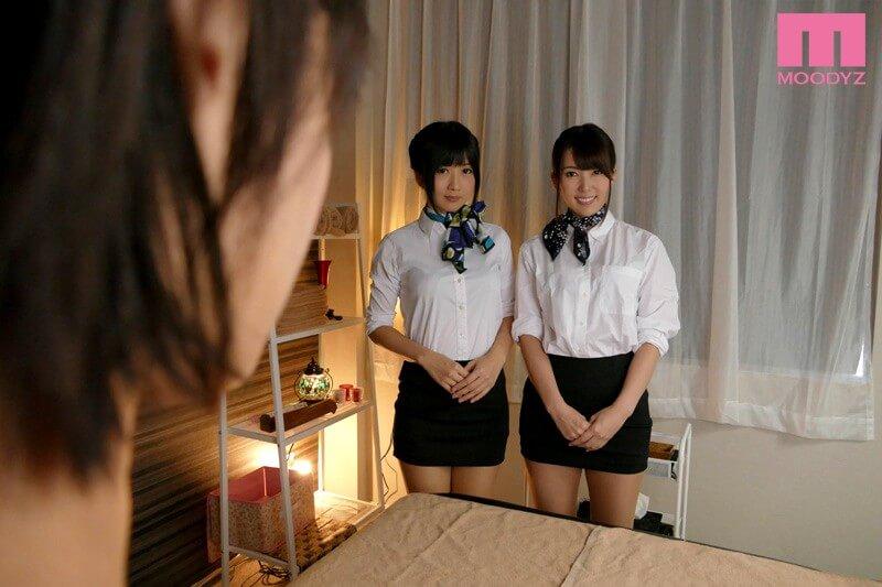 【女の子になって、レズ責めされちゃった僕。 大槻ひびき 波多野結衣】サンプル画像1